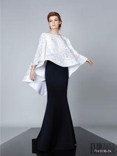 Divina by Edward Arsouni Fall-winter - Ready-to-Wear Muslim Fashion, Modest Fashion, Hijab Fashion, Fashion Dresses, Elegant Dresses, Formal Dresses, Hijab Stile, Look Blazer, Lela Rose