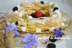 E' un dolce da favola ....una corona da Regina ! #nottefood