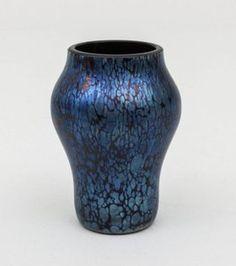 Kleine Vase/Little Vase, wohl Loetz Wwe., Klostermühle