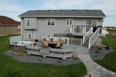 Deck Design Pictures | Building A Deck | Fargo-Moorhead