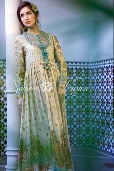 Exclusive Formal Wear Collection 2014 for Ladies By Sameen Kasuri (12)