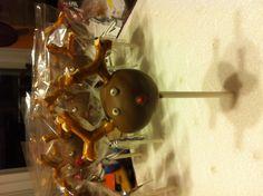 Reindeer Cakepops