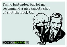 I don't always drink beer, but when I do, I prefer whatever the fuck you're buying. Lol, Haha Funny, You Funny, Hilarious, Funny Stuff, Funny Shit, Funny Things, Funny Pics, Random Things