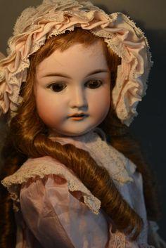 Antike Puppe!!! Carl Hartmann/Neustadt!!! Um 1900!!!