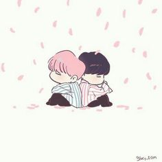 •favorite part in spring day chibi form•