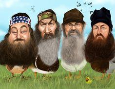 Rich Conley Caricatures