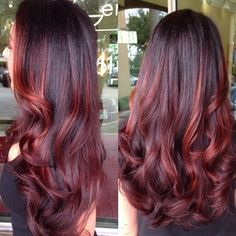 Cute colour - maybe with dark dark brown instead?