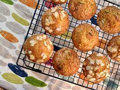 Cake Yazdi: Persian-Style Rosewater & Cardamom Muffins