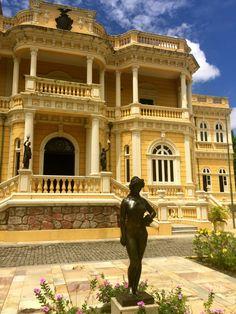 Palácio Rio Negro - Visite Manaus de graça