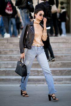 Street Style: Paris Fashion Week Spring 2016