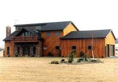 Image detail for -Pole Barn Houses - Pole Barn Home Gallery