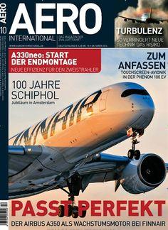 Passt perfekt: Der #Airbus #A350 als Wachstumsmotor bei #Finnair ✈ 📈  In AERO INTERNATIONAL, Ausgabe 10/2016. #Flugzeug #Luftfahrt