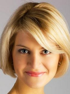 This specific short bob hairstyles for round faces women with bangs is really a elegant trimmed appearance that may be chopped into a spherical shape that will