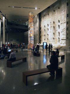 National September 11 Memorial Museum, New York 911 Memorial, Memorial Museum, World Trade Center Museum, Ground Zero Museum, World Trade Towers, Canada Cruise, New York People, Destinations, New York Museums