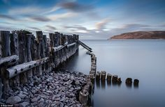 Weir-d and wonderful: Porlock Weir in Exmoor, taken by Bob Small