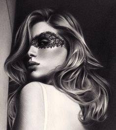 Amazing Pencil Portraits by Sarkis Sarkissian | Inspiration Grid | Design Inspiration
