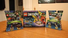 Unboxing and Building the LEGO Dimensions Wave 7.5 Sets!   Unboxing and Building the LEGO Dimensions Wave 7.5 Sets!  Warner Bros. Interactive Entertainment has debuted thesecond batch of LEGO DimensionsYear 2 content and sent along some of the new packs to us. You can see a full gallery of everything youll find with the new LEGO Dimensions Wave 7.5sets including the now available LEGO Batman Movie Story Pack Knight Rider Fun Pack and Excalibur Batman Fun Pack below! You can also watch the…