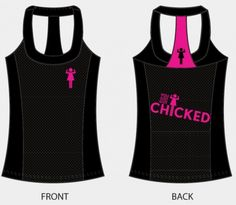 YOU JUST GOT CHICKED! awwww.... Girls, here's the perfect way to remind your competitive guy friends [or girls] that you can kick butt when you want to! http://moxiecyclingco.wordpress.com/2012/06/15/moxie-trends-12/#