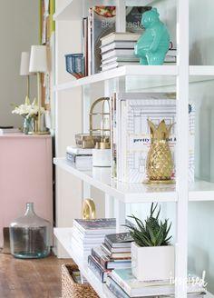 Shelf Styling via In