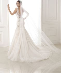 PRONOVIAS 2015 CRYSTAL COLLECTION - BONADAN B