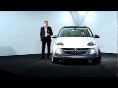 Meet the Opel ADAM ROCKS #siag #opel