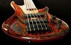Roscoe Guitars & Basses Cocobolo?!