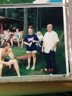 Throwback continues courtesy of the Alder Hideaway.