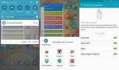 Samsung Galaxy S8 Screenshots