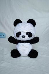 1000+ ideas about Crochet Panda on Pinterest Crochet ...