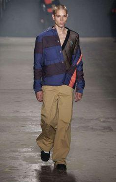 Male Fashion Trends: Rochambeau Fall-Winter 2017 - New York Fashion Week Men's