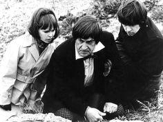 Patrick Troughton. These three make me happy.