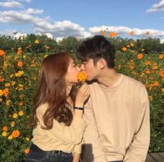 couple, ulzzang, and love resmi