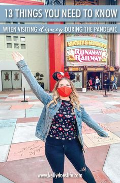 Are you thinking of visiting Disney World in 2021? Here is everything you need to know about visiting Disney during the pandemic! Tips, tricks, hacks and more