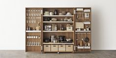 Bulthaup b2 Kitchen tool cabinet