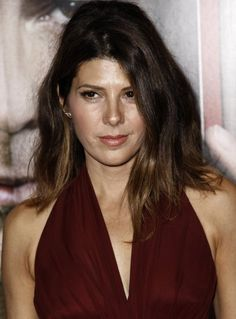 marisa tomei, great hair in the lincoln  lawyer