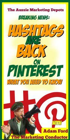 Breaking - are BACK on media Make More Money, Make Money Blogging, Blogging Ideas, Online Marketing, Social Media Marketing, Online Entrepreneur, Entrepreneur Ideas, Best Blogs, Pinterest For Business