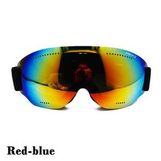 New Professional Frameless Ski Goggles Outdoor Goggles skiing glasses Unisex Snowboard Goggles Climbing Glasses