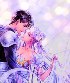 What in Starconation, hoshitachinimamorarete: princess serenity & prince...