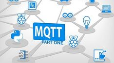MQTT is an easy way for Internet of Things (IoT) devices to communicate with each other. This light-weight protocol can be used with a simple Arduino to a Raspberry Pi to a multi-core PC to A… Home Automation Software, Home Automation System, Smart Home Automation, Simple Arduino Projects, Iot Projects, Hobby Electronics, Electronics Projects, Arduino Wifi, Raspberry Pi Projects