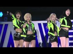 Girls' Generation Intro, Mr.Taxi, T.O.P, Bad Girl - YouTube