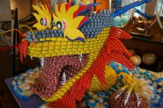 Dragon CANstruction