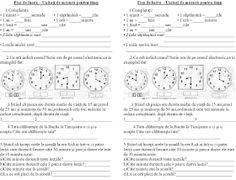 EDUCATIA CONTEAZA : ADUNARI SI SCADERI (0-1 000 000) - CU SI FARA TRECERE PESTE ORDIN / EXERCITII / PROBLEME / INMULTIRI SI IMPARTIRI / UNITATI DE MASURA / FIGURI GEOMETRICE Bullet Journal, Geometry