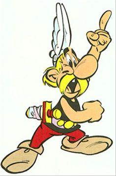 Asterix is de ster van een beroemd stripverhaal dat in de Franse oudheid speelt. Frankrijk heette toen Gallië. De eerste avonturen van Asterix verschenen ongeveer 50 jaar geleden. Nu zijn er boeken, films en zelfs een themapark vlak bij Parijs over de kleine Galliër!