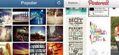 Instagram,Tumblr, Pinterest… c'est quoi ces réseaux sociaux?