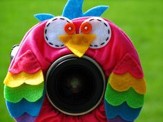 Lens Pet:  Oh yes, I need to make one for my camera.  RIGHT AWAY! :)