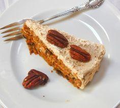 Cavey Carrot Cake Recipe