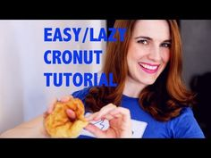 Easy Cronut Recipe Tutorial!