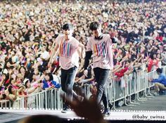 The two dasheen masheens [SMTown Live World Tour IV in Tokyo]
