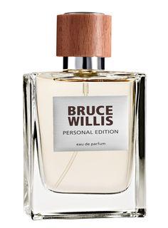 #Bruce Willis Personal Edition - 50ml Eau de Parfum - Duftrichtung: orientalisch-würzig - einzigartiger Mix aus Zitrusfrüchten, schwarzem Pfeffer, Tabak und #Oud - Artikelnummer: 2950 (Premium-Kunden #sparen 20%)