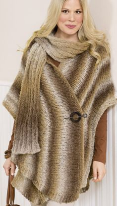 poncso Scarf Wrap, Knitting Patterns, Turtle Neck, Pullover, Sweaters, Accessories, Dresses, Fashion, Tricot
